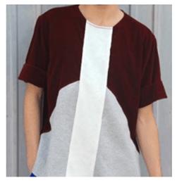 Patron couture t-shirt