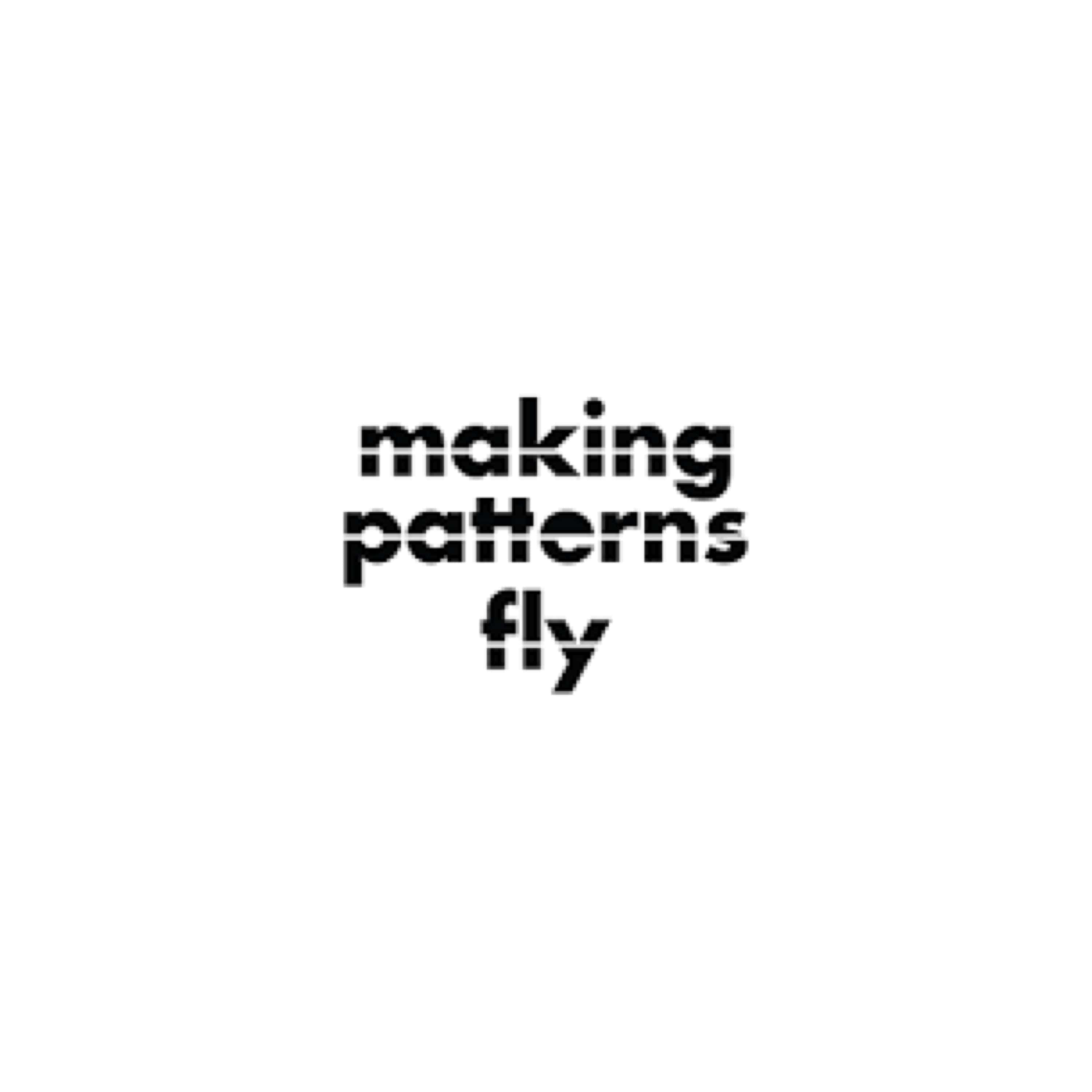 Making Patterns Fly